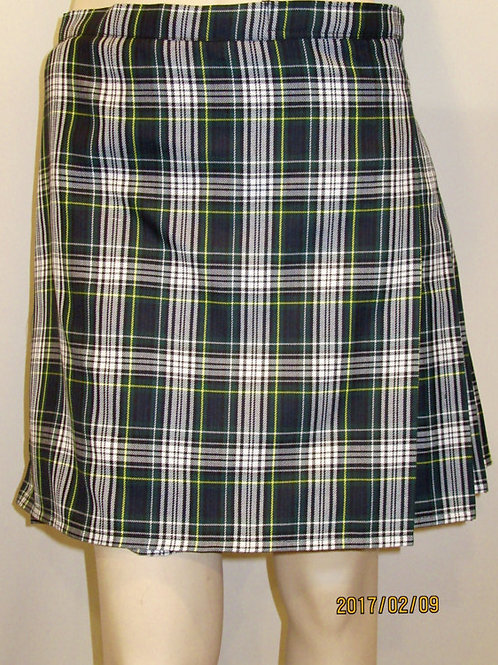 St. Patrick Green Yellow ~ Dress Gordon Kilt