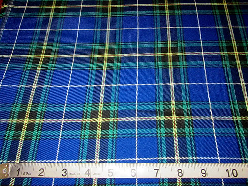 Nova Scotia Tartan Plaid Fabric