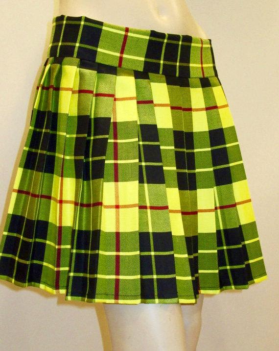 MacLeod Of Lewis Skater Skirt