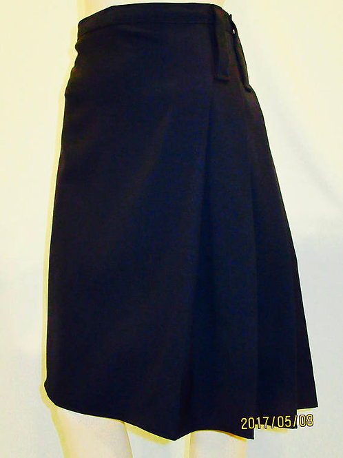 Dark Navy Blue Ladies Kilt
