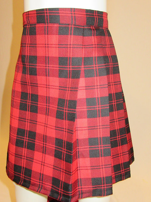 Baby Boy Custom made Menzies Red Kilt