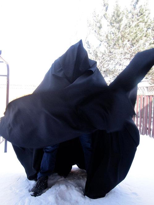 Poly Viscose Cloak ~All Season Cloak~ Custom Make Cloaks