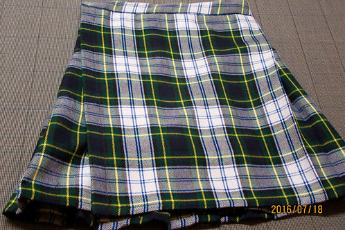 Dress Gordon Baby Kilts Toddler Kilt Tartan Plaid Green White Kilt