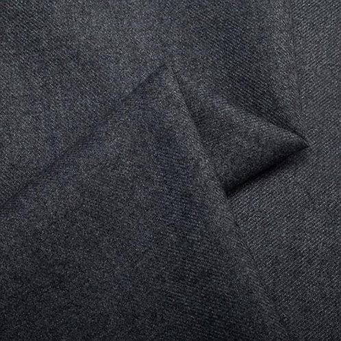Charcoal Gray Fabric~Medium weight, Suits, Blazer fabric