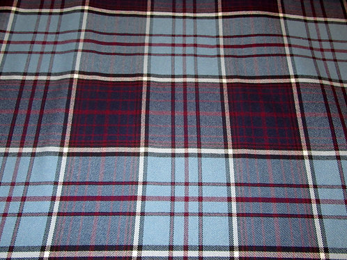 Royal Canadian Air force Plaid Fabric