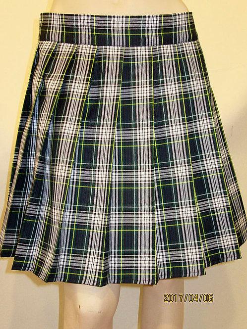 Dress Gordon Tartan  ~St. Patrick Maxi Skirt~Plus Size plaid Tartan Skirts