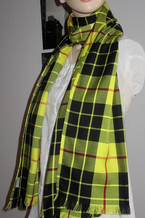 MacLeod Tartan Plaid Blanket Scarf