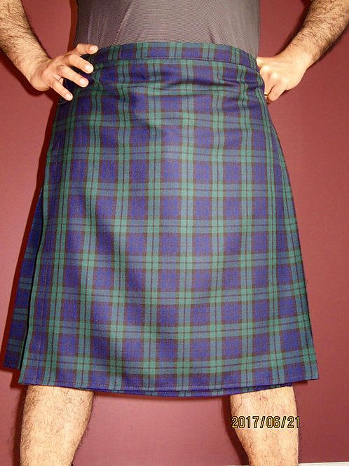 Black Watch Kilt Custom Made Tartan Plaid Kilts~Highland Games Plus Sz kilts