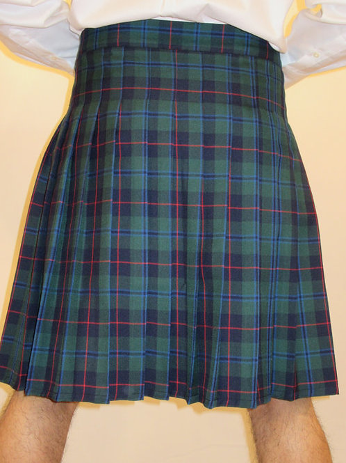 Armstrong Modern Tartan Plaid Kilt~Custom make Plaid Kilts