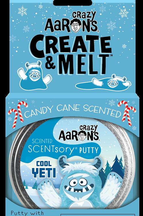 Create & Melt Cool Yeti Putty