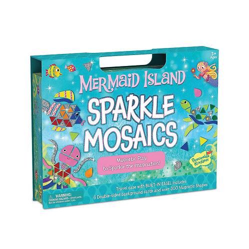 Mermaid Island Sparkle Mosaics