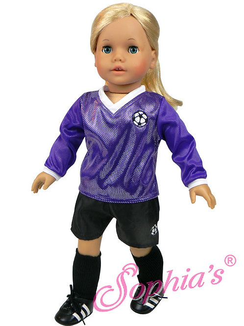 Soccer Flash Outfit & Ball