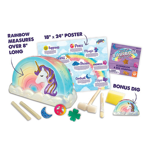 Dig It Up! Rainbow Discovery