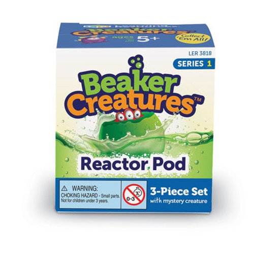 Beaker Creatures Reactor Pods Series 1