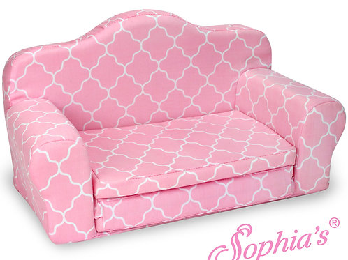 Pull Out Sofa-Double Bed