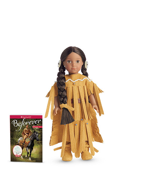Mini American Girl Doll- Kaya