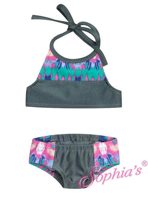 Halter Bikini Bathing Suit