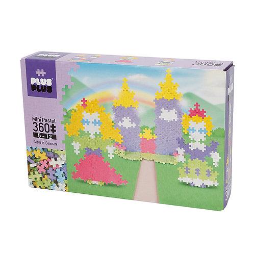 Plus Plus 360pc- Princess Castle