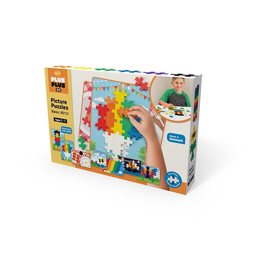 BIG Picture Puzzles- Basic