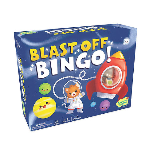 Blast-OFF, Bingo!