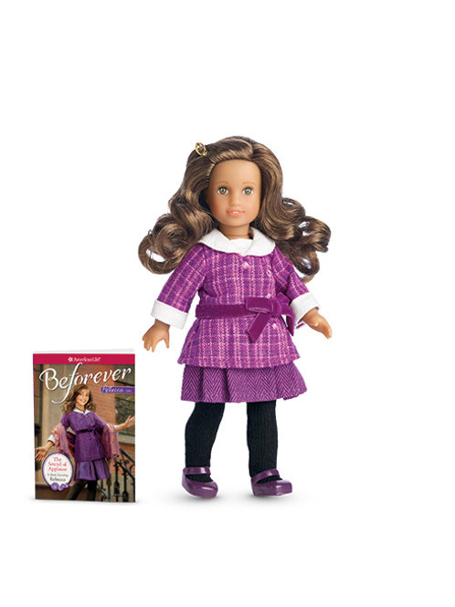 Mini American Girl Doll- Rebecca