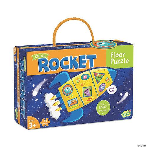 Rocket Floor Puzzle