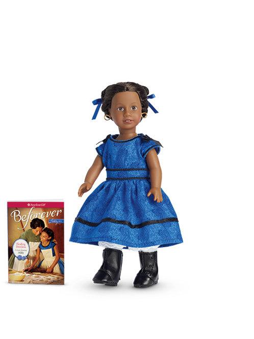 Mini American Girl Doll- Addy