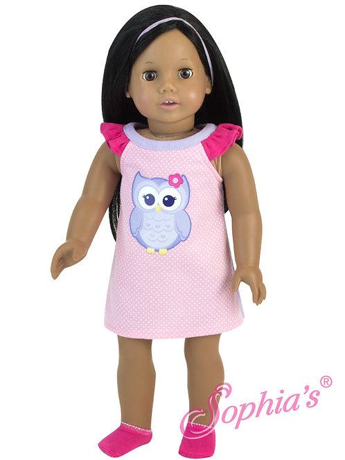 Owl Nightgown