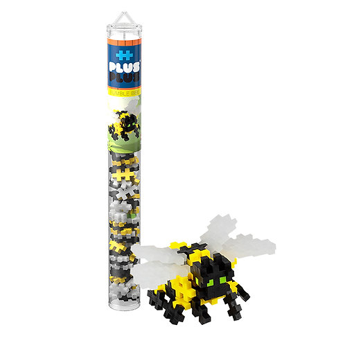 Plus Plus Tube- Bumble Bee
