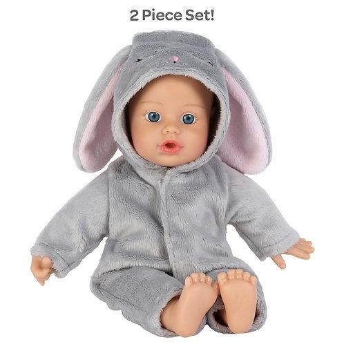 Funsie Onesie Baby Bunny