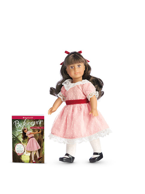 Mini American Girl Doll- Samantha