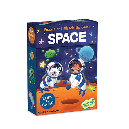 Space Match Up Game