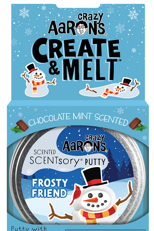 Create & Melt Frosty Friend Putty