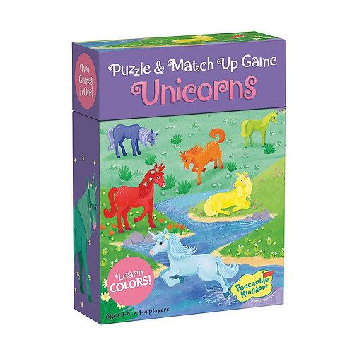 Unicorn Match Up Game
