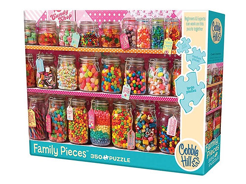 Family Puzzle- Candy Counter
