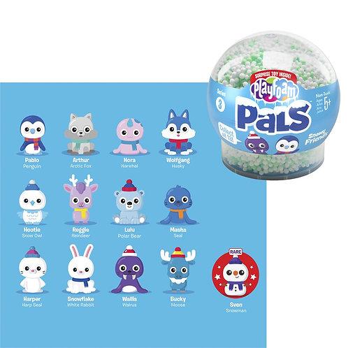Playfoam Pals Snowy Party