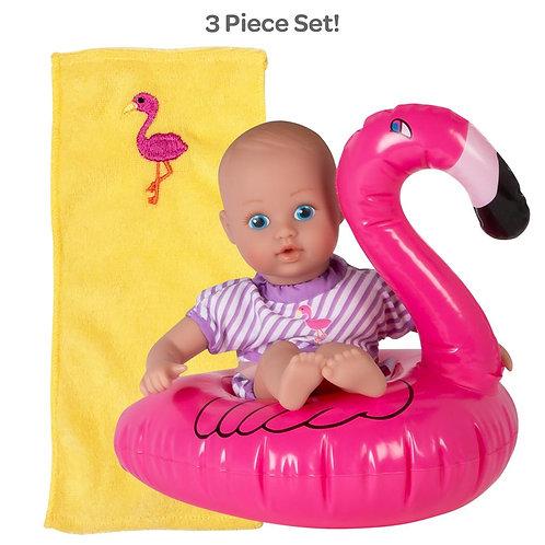 SplashTime Baby Tot- Fun Flamingo