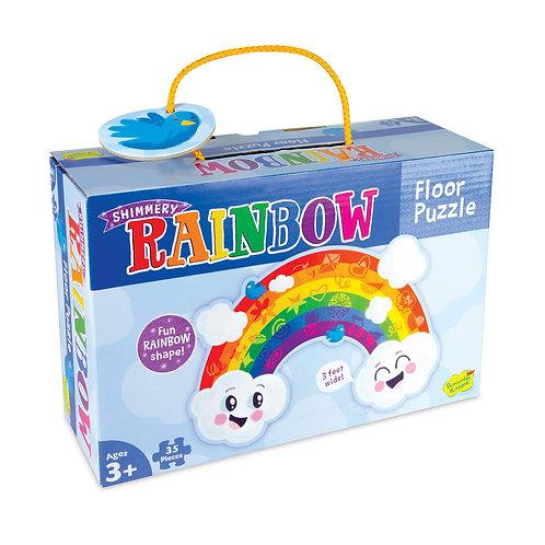 Rainbow Floor Puzzle- 35 pieces