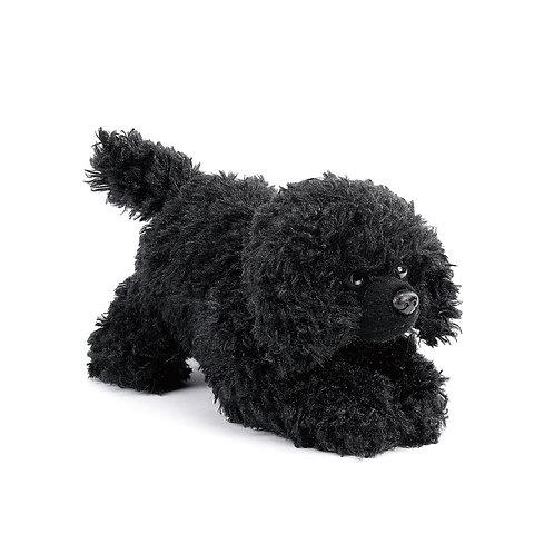Black Poodle Plush
