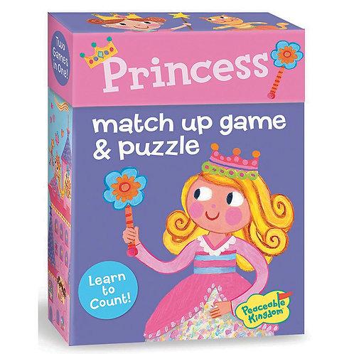 Princess Match Up Game