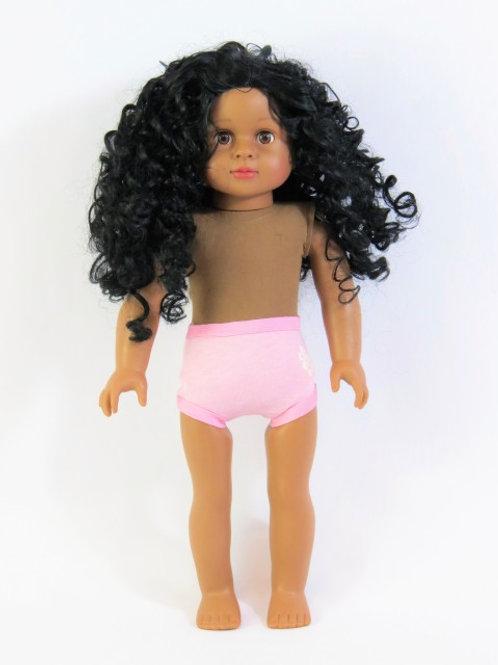 Virginia Doll- Undressed