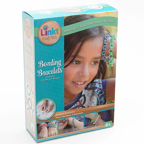 Linkt Craft Kits- Bonding Bracelets