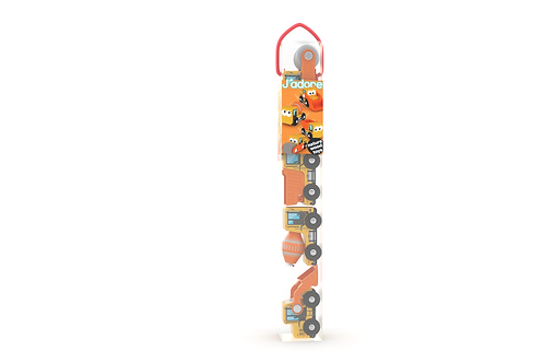 Small Tube-Construction Vehicles