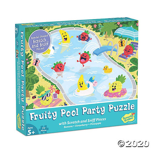 Fruity Pool Party Scented Puzzle