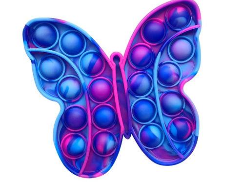 Tie-Dye Butterfly Pop Fidget