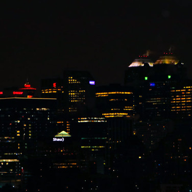 City Sleeps at Night