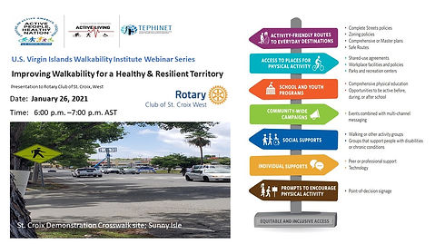 Mini Webinar flyer STX Rotary West Jan 2