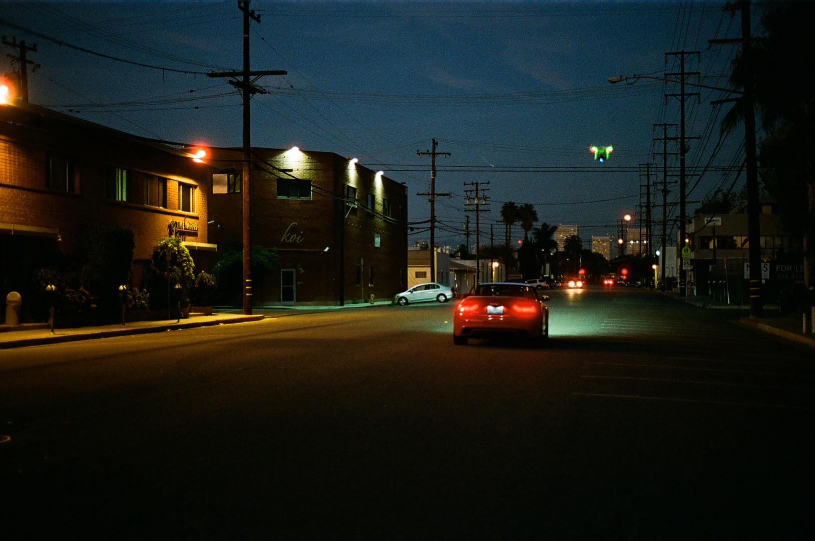 Santa Monica Phantom