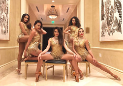 Burlesque Dancers