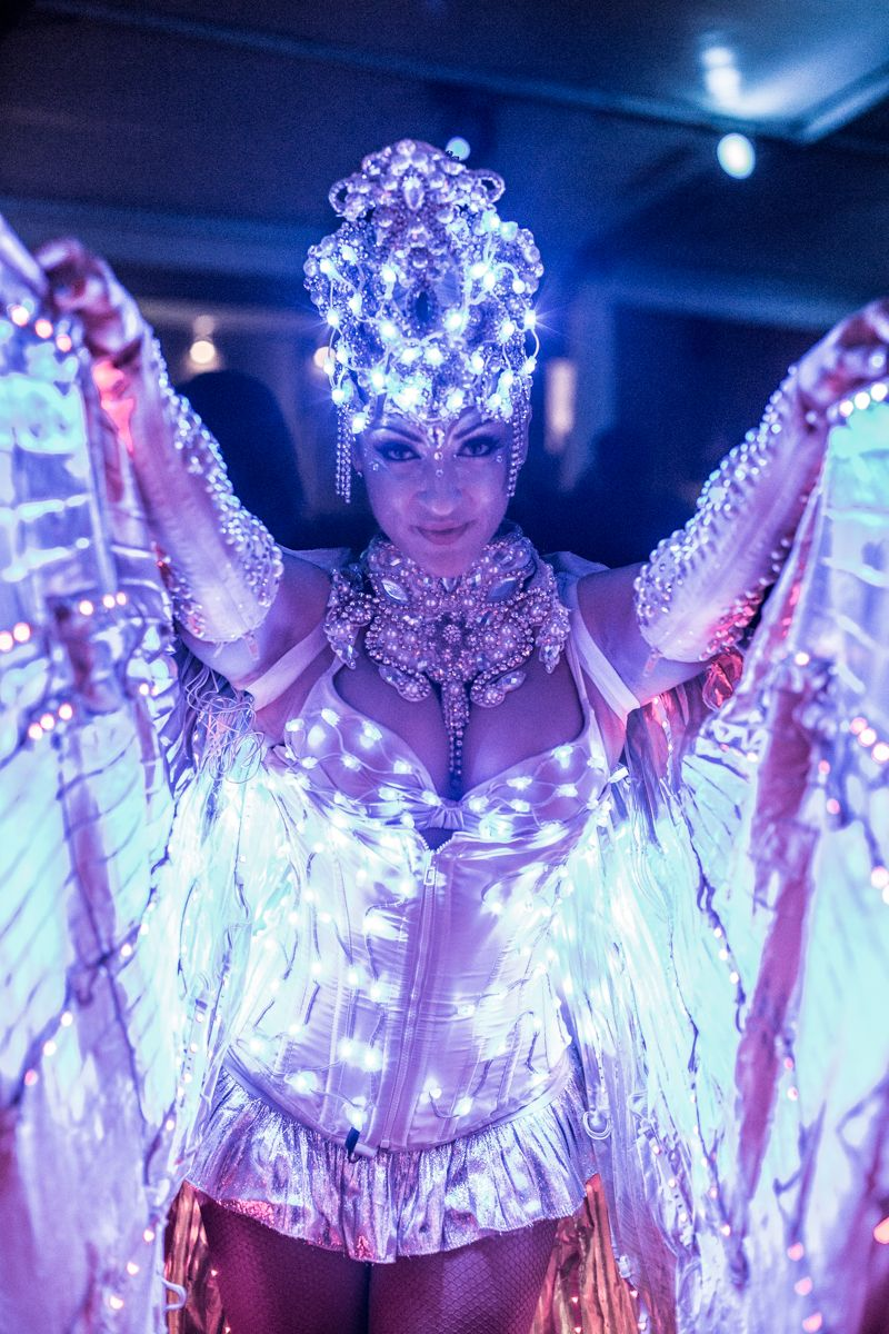 LED angel